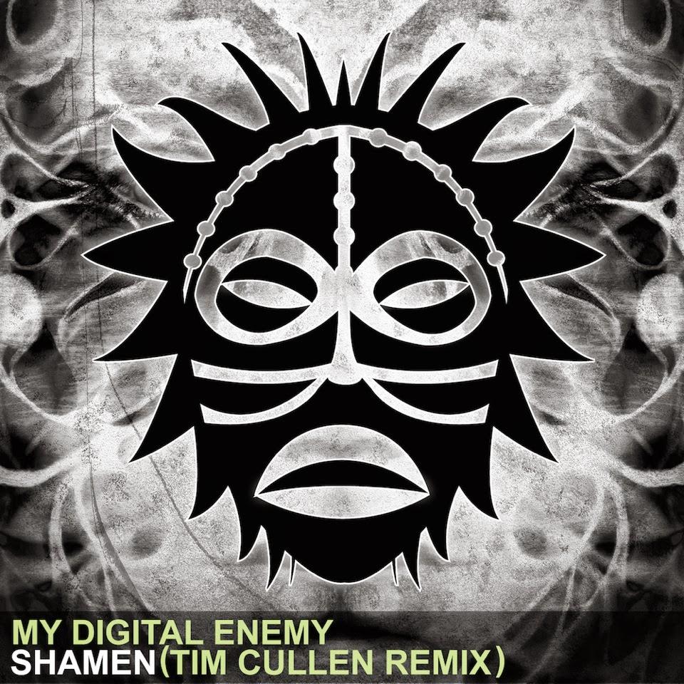 My Digital Enemy  - Shamen (Tim Cullen remix)