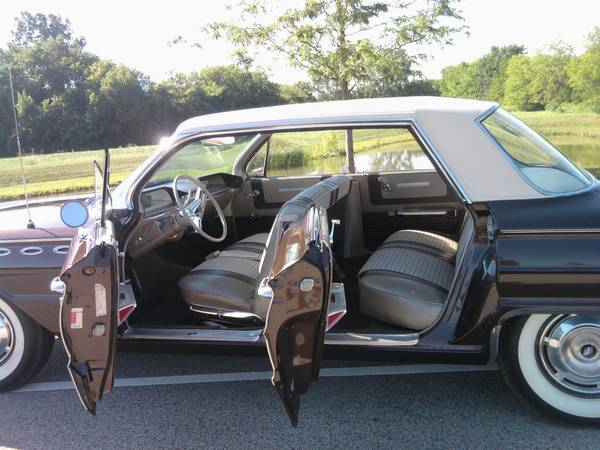 Show Car 1961 Buick Lesabre Auto Restorationice