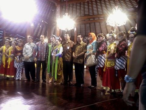 """Pemerintah Kabupaten Pemalang Gelar Pentas Seni Sedra Tari """"Nyi Widuri"""""""