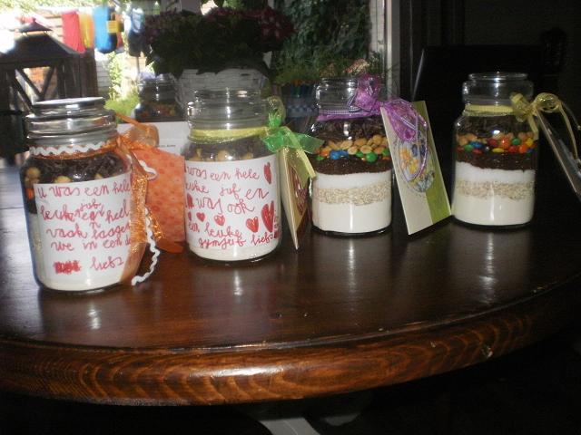 Anja is weer bezig cadeautje voor de juf - Idee voor volwassenen ...