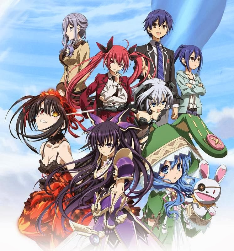 Date A Live Ova  - {film.NAME_REAL}