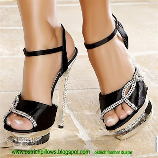 diamonds Studded Shoes for women