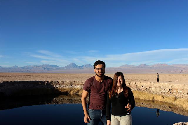 Ojos del Salar, Deserto do Atacama