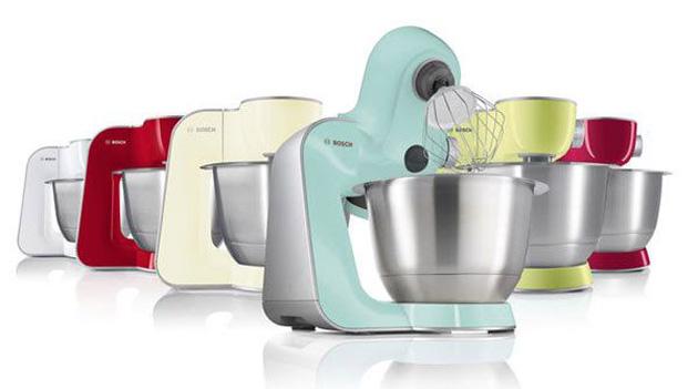 colores robot cocina
