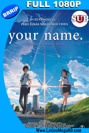 Your Name (2016) Subtitulado Full HD 1080P ()