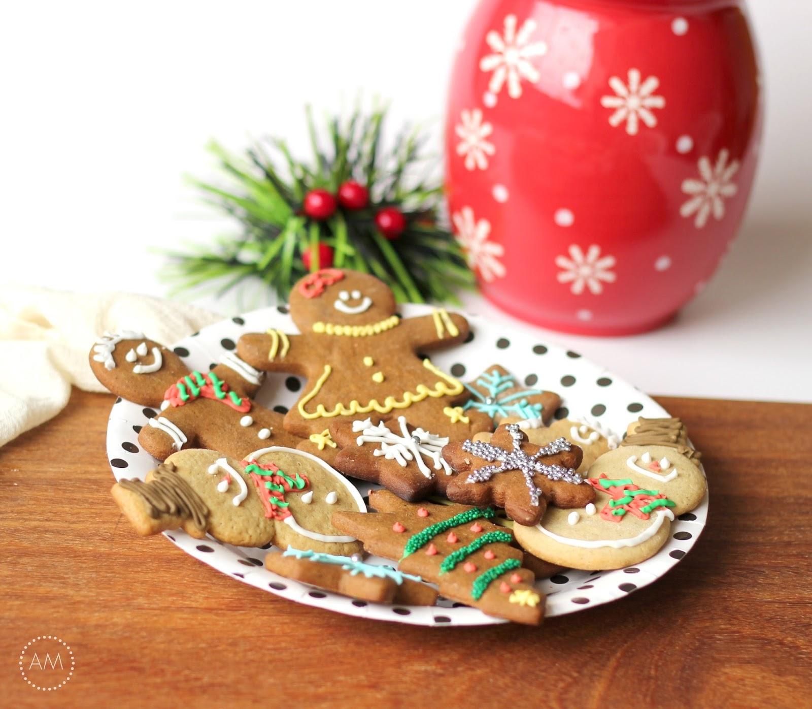 Decora Galletas De Navidad Ideas Diy Envoltura Y Hombre De