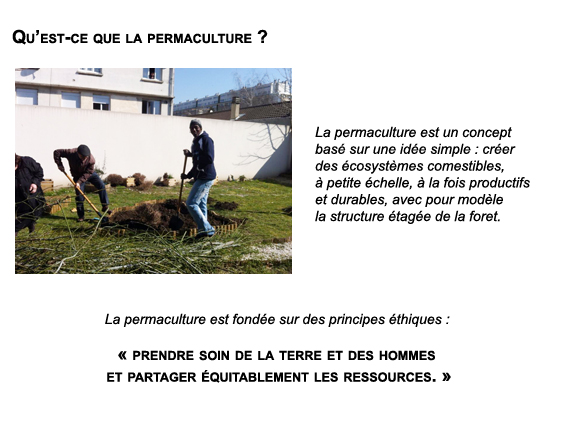 les principes de la permaculture avec la compagnie kialucera. Black Bedroom Furniture Sets. Home Design Ideas