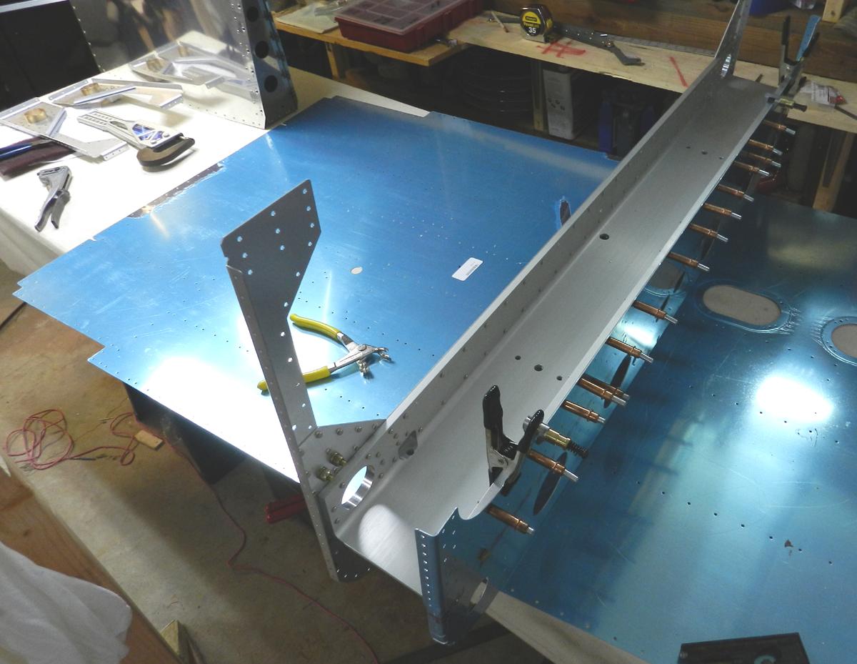 RV-12 Builder\'s Blog: 2012