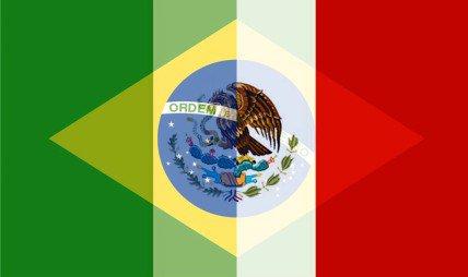 Este blog publica información de México y Brasil:
