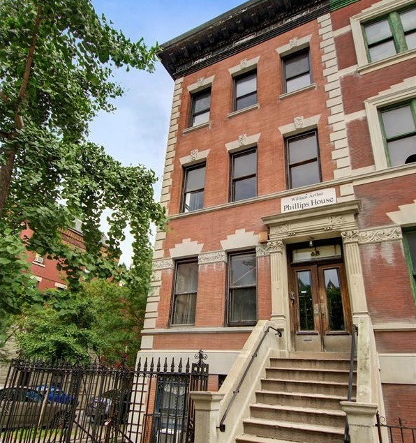H a r l e m b e s p o k e dwell 68 edgecombe avenue for Townhouses for sale in harlem