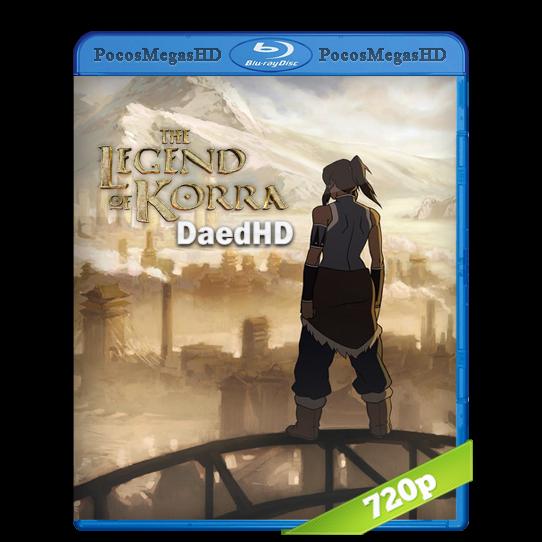 Avatar La Leyenda de Korra Libro 1 Aire 720pHD Latino