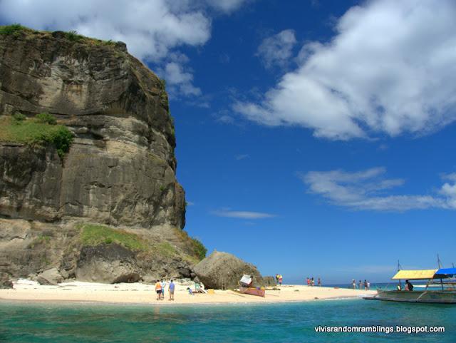Capones Island, Zambales Philippines