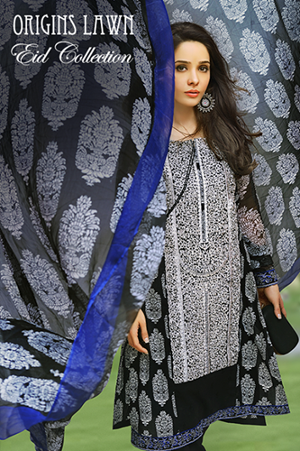 Origins Lawn EID Collection 2014