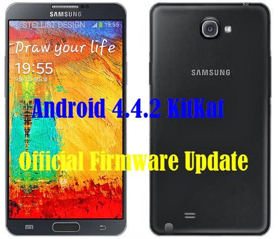 Прошивка Samsung Galaxy Note 3 N9005