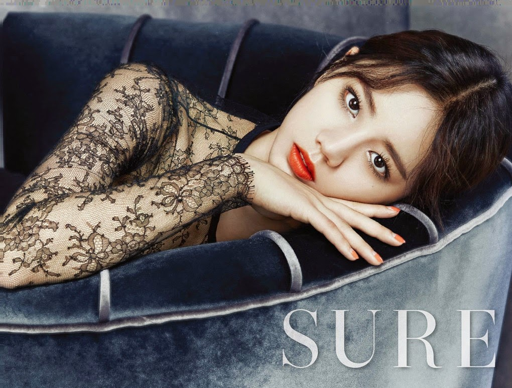 Hyeri Sure December 2014