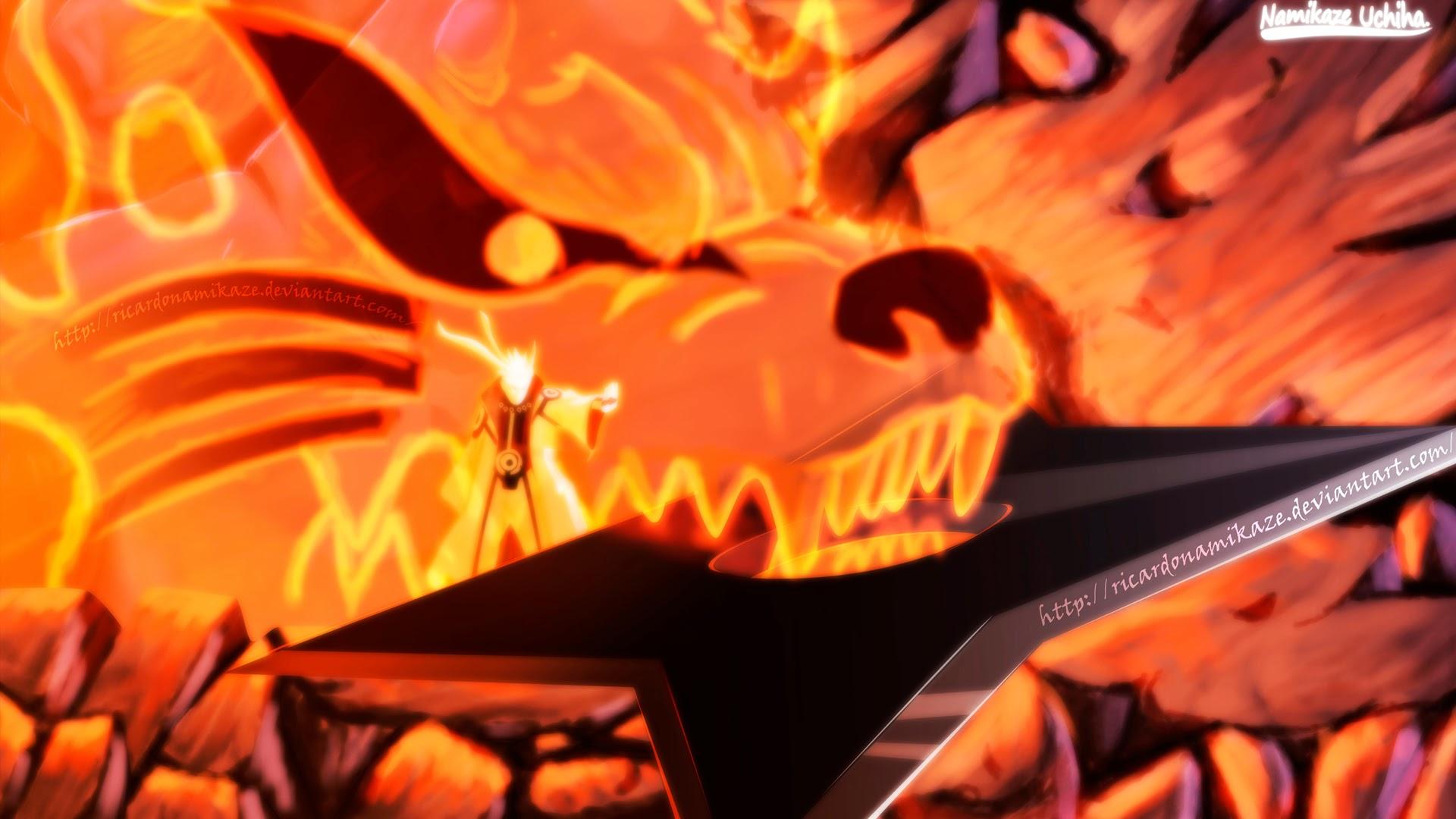 Naruto kyuubi sage mode 3b wallpaper hd naruto kyuubi sage mode hd anime wallpaper 1920x1080 voltagebd Gallery