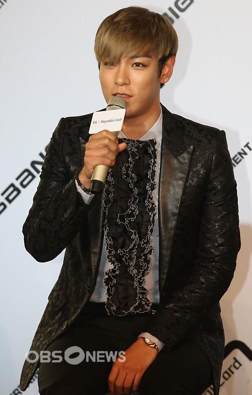 Photo of Big Bang TOP