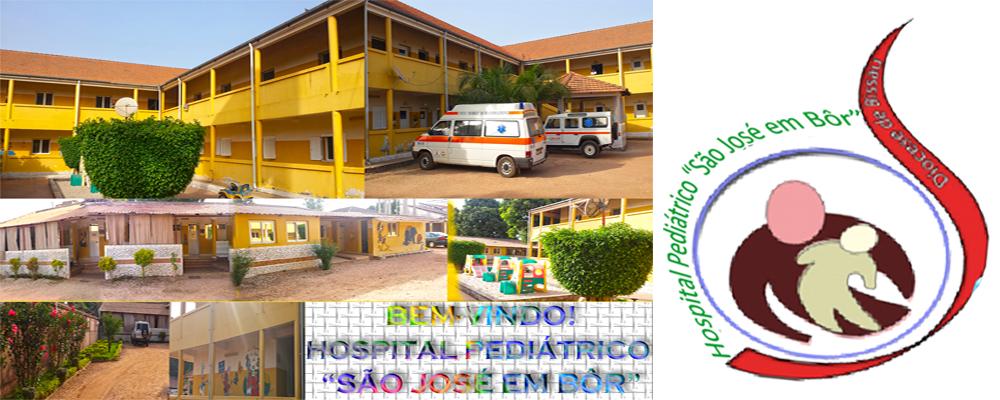 """Hospital Pediátrico """"São José em Bôr"""""""