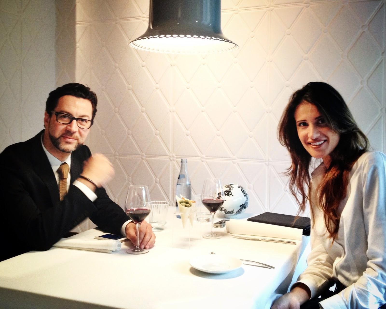 Quique Dacosta - Entrevista Sandra Blasco