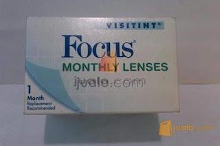 Harga Softlens Minus Focus di Optik Melawai