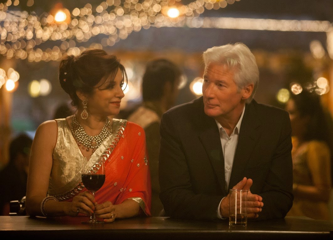 Movie Best Exotic Marigold Hotel Sequel