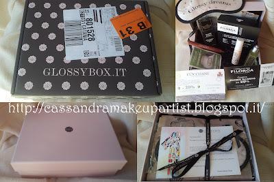 Glossy Box Ottobre 2012 - Anniversary - recensione - review - prodotti