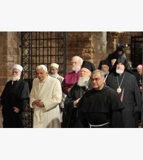 Bispo fala sobre vivência pacífica de diversas religiões no Brasil
