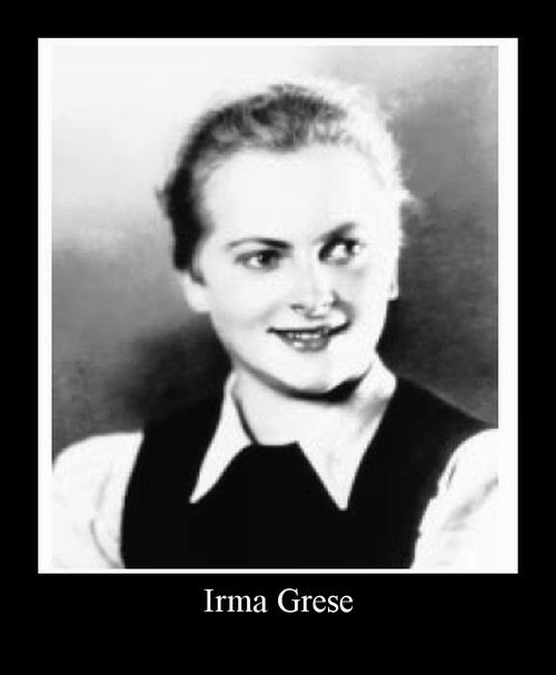 Reflections of An Uncommon Common Man: Irma Grese - The ...  Irma Grese