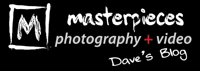 Masterpieces Photography - Dave's Blog