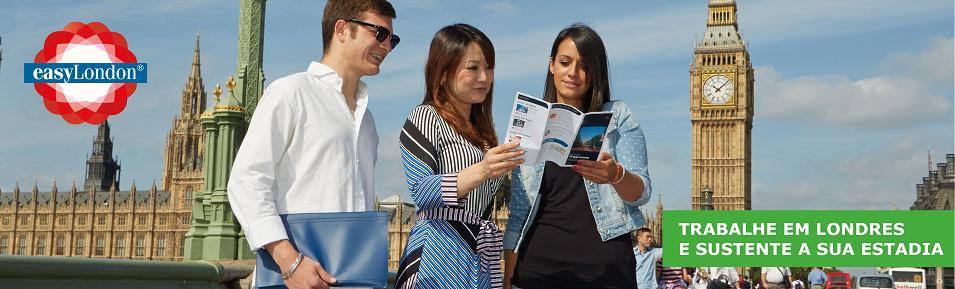 Easy London - Viver, Estudar e Trabalhar em Londres para portugueses