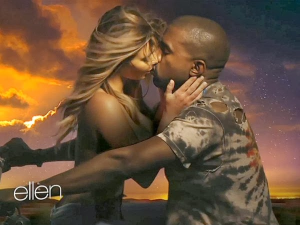 kanye west and kim sex tape