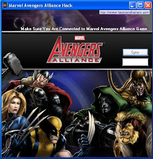 Marvel Avengers Alliance Cheats and Hack Tool
