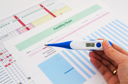 how to detect ovulation time