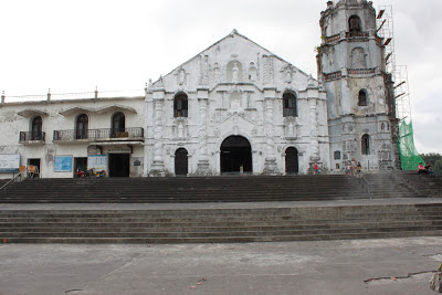 Daraga Church 1773
