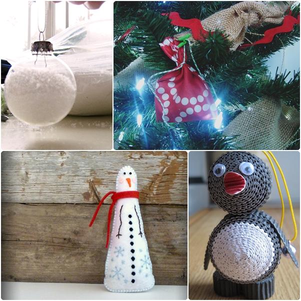 Decoración navidad DIY