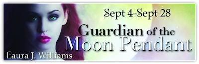 Guardian of the Moon Blog Tour: Guest Post with Laura J. Williams & Giveaway