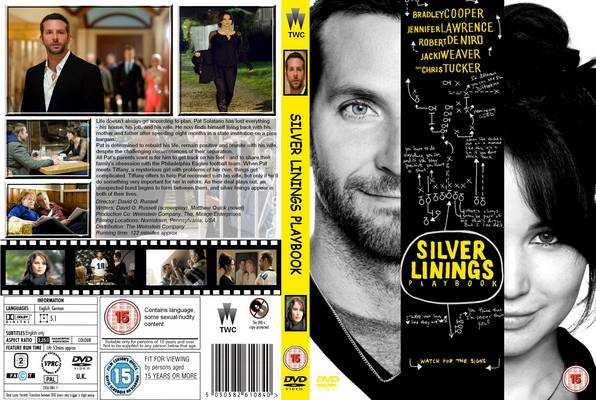 Silver Linings Playbook (2012) (Bluray)