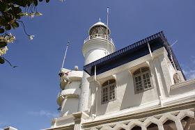 丹绒端灯塔 Tanjung Tuan Light House Rumah Api Tanjiong Tuan 波德申好玩 波德申旅游 海角 拉查多战役 Battle of Cape Rachado