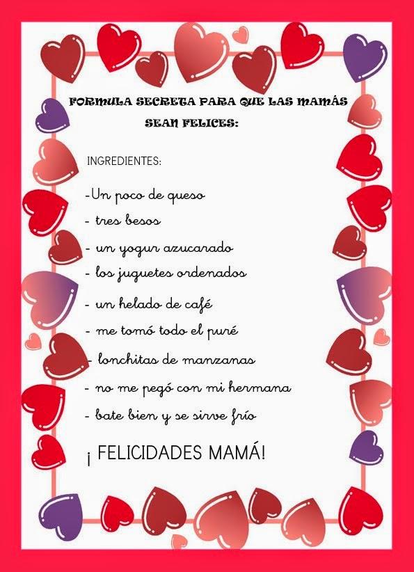 Gracias Madre Poemas imagenes para el dia de la madre 2016 - mensajes - poemas y frases