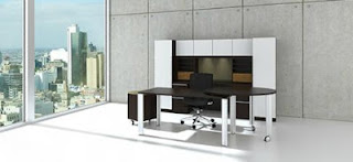 Cherryman Industries Verde Office Furniture Collection