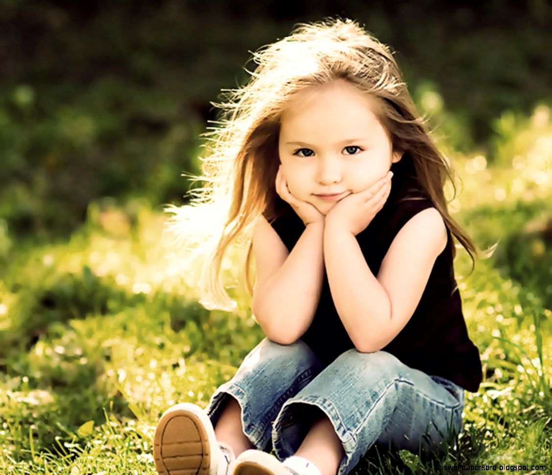 Sweet Girls Wallpaper: Cute Girls Girl Baby Hd Wallpapers