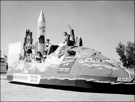 Rocketship X M 1950 Review