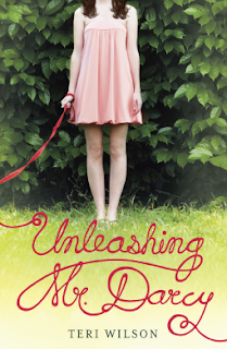 Unleashing Mr Darcy Teri Wilson book cover