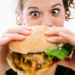 Makan Makanan Berlebih