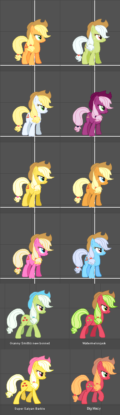 MLP Fan Game Updates - Page 6 Swaps_AJ_palettes_all