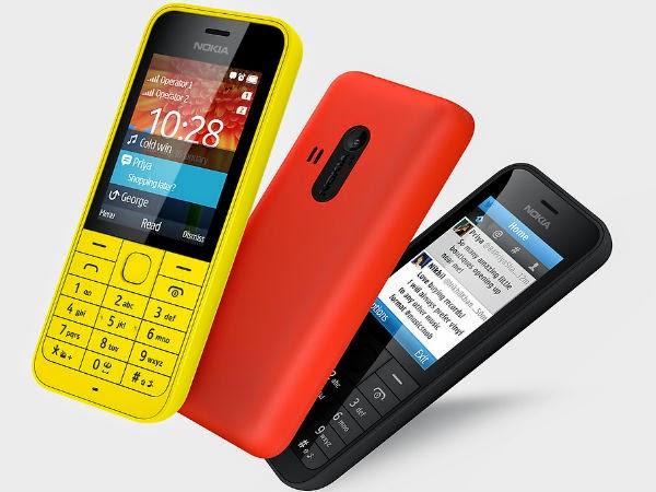 Spesifikasi Dan Harga Nokia 220 Dual SIM