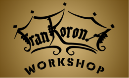 Frankorona's workshop
