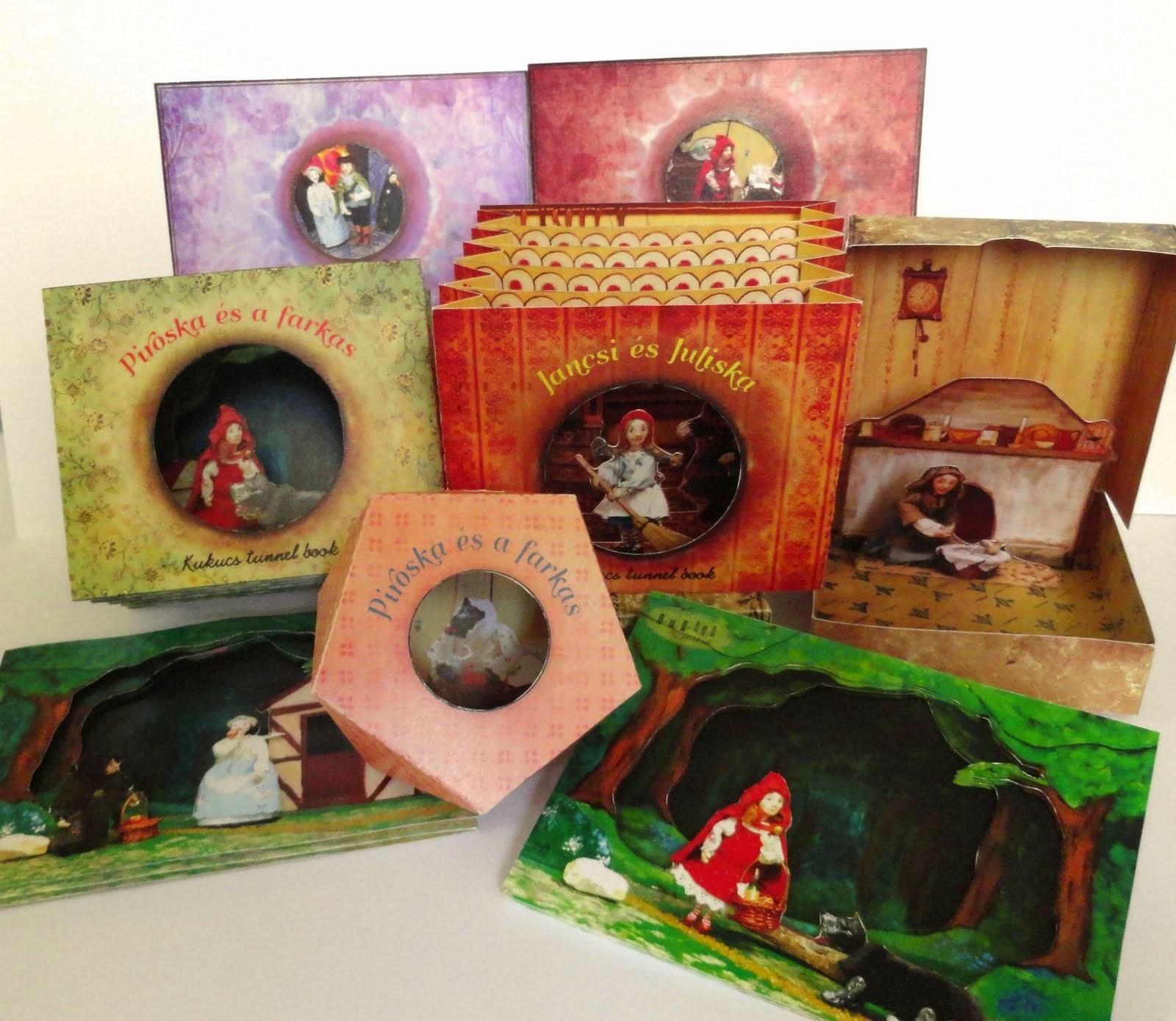 Kukucs sorozat / Grimm 's tales set