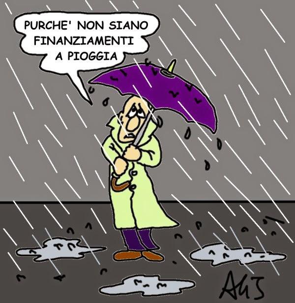 alluvione, governo, prevenzione, satira