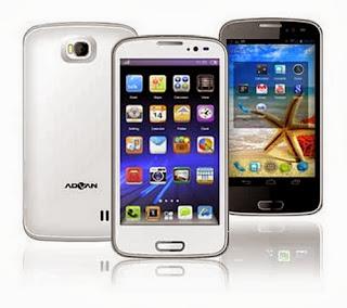 Spesifikasi Yang Dimiliki Oleh Smartphone Advan Vandroid S5-F